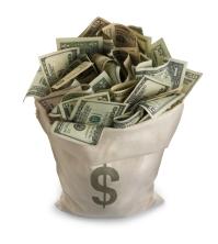 money dolar
