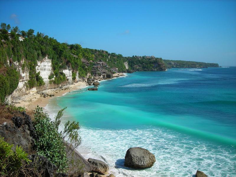 Pantai Kuta, Bali.