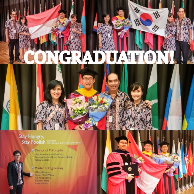 KIST Graduation 140819