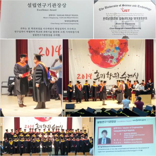 UST Graduation 140814
