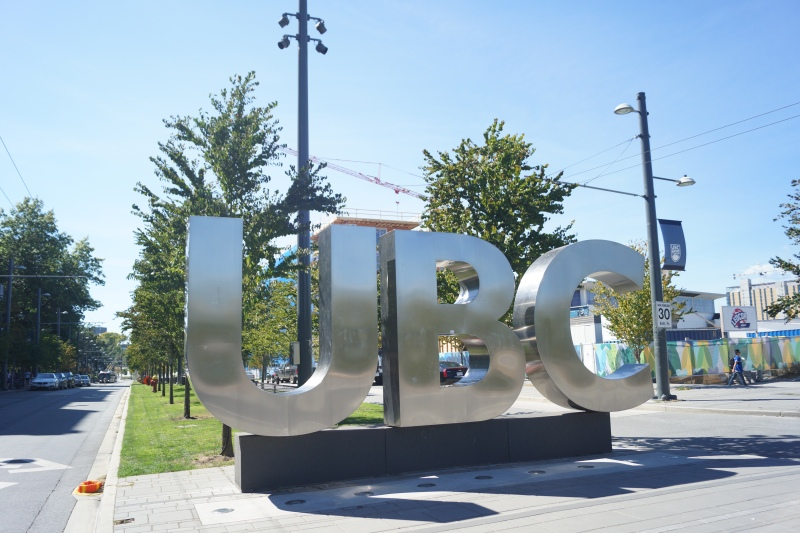 Welcome to the University of British Columbia (UBC)