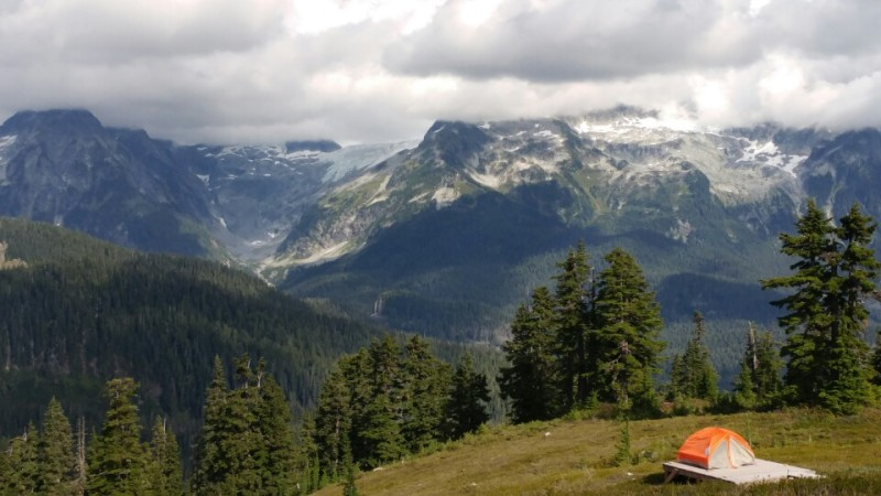 Wish I could join the camping and enjoy the nature here.