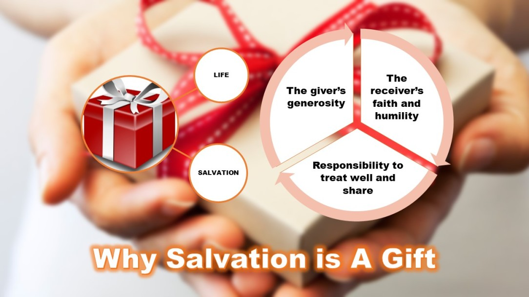Why Salvation Is A Gift