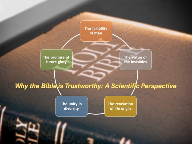 Why the Bible is Trustworthy - A Scientific Perspective